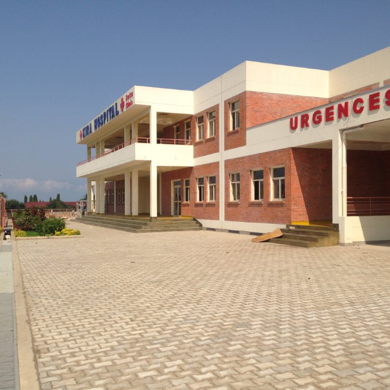 hospital in Burundi